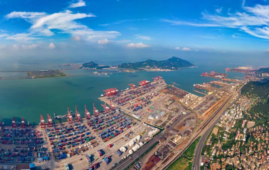 国家最新规划!连云港港的定位是国际性的!