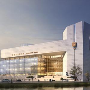 江北核心区两大地标建筑双双获奖,预计7月建成!