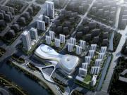 浦口城南中心新地标规划已出炉,效果图曝光!